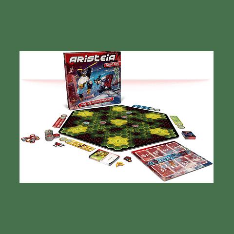 Aristeia!: Prime Time Multiplayer Expansion - Preventa