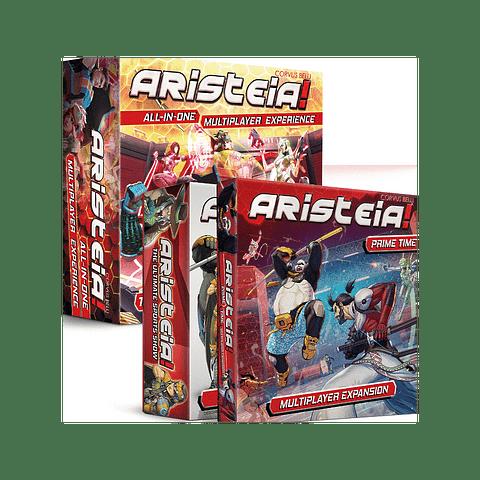All-In-One Aristeia! Core + Prime Time Bundle - Preventa