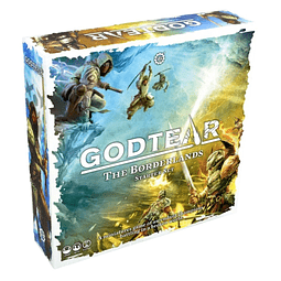 Godtear The Borderlands Starter Set (Inglés) - Preventa