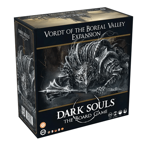 Dark Souls: The Board Game - Vordt of the Boreal Valley Expansion (Español/Multi-idioma) - Preventa