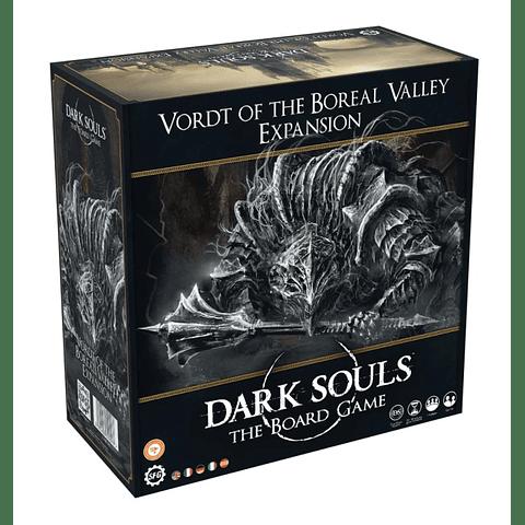 Preventa - Dark Souls: The Board Game - Vordt of the Boreal Valley Expansion (Español/Multi-idioma)