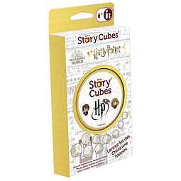 Story Cubes Harry Potter - Blister Eco