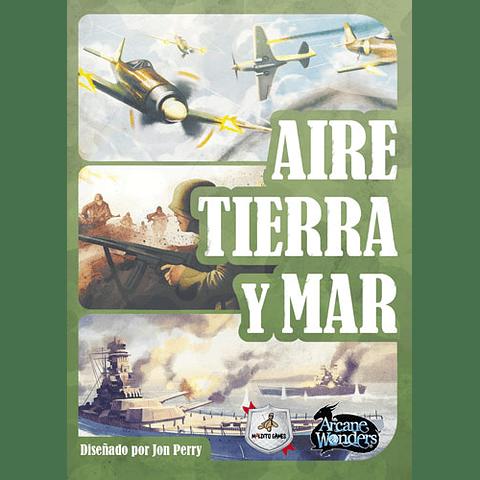 Preventa - Aire, Tierra y Mar - Español