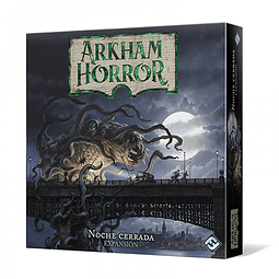 Arkham Horror: Noche Cerrada - Español