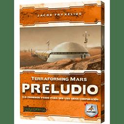 Terraforming Expansión Preludio - Español