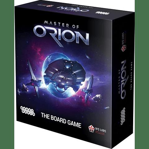 Master of Orion - Juego de Mesa - Español