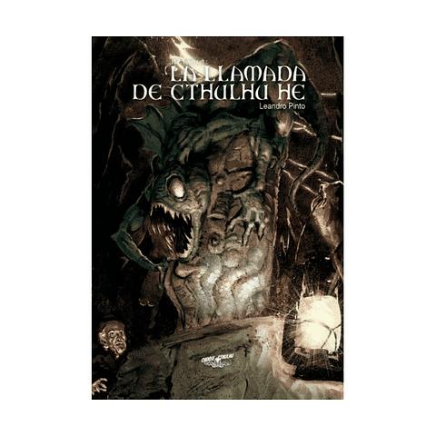 CHOOSE CTHULHU 0 LA LLAMADA DE CTHULH HE (TAPA DURA)