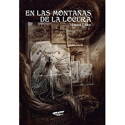 CHOOSE CTHULHU 2: EN LAS MONTAÑAS DE LA LOCURA (TAPA DURA)
