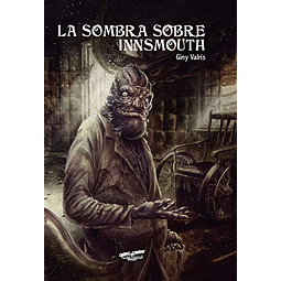 CHOOSE CTHULHU 3 LA SOMBRA SOBRE INNSMOUTH (TAPA DURA)