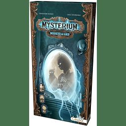 MYSTERIUM - EXPANSIÓN - SECRETOS Y MENTIRAS - JUEGO DE MESA - ESPAÑOL