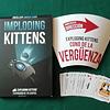 IMPLODING KITTENS - EXPANSIÓN - ESPAÑOL