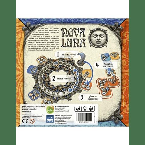 Nova Luna - Juego de Mesa - Español