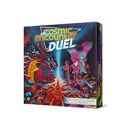 COSMIC ENCOUNTER DUEL - ESPAÑOL