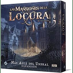 Las Mansiones de la Locura 2da Edición - Más Allá del Umbral - Expansión - Español