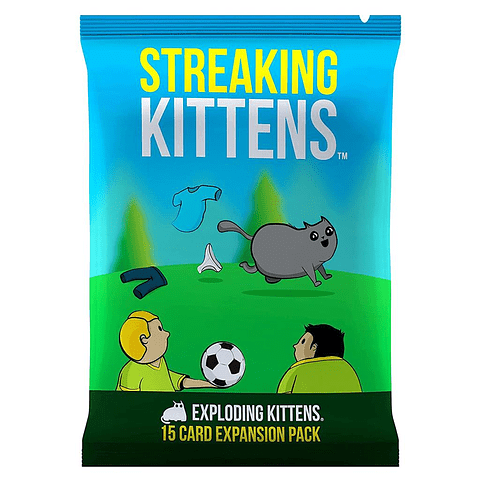 Streaking Kittens - Español