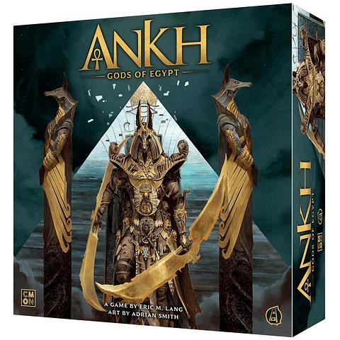 Preventa - Ankh: Dioses de Egipto - Español