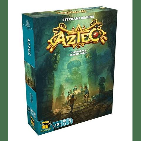 Preventa - Aztec - Español