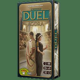 Preventa - 7 Wonders Duel Agora - Español