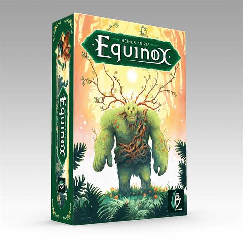 Equinox (Versión Verde) - Español