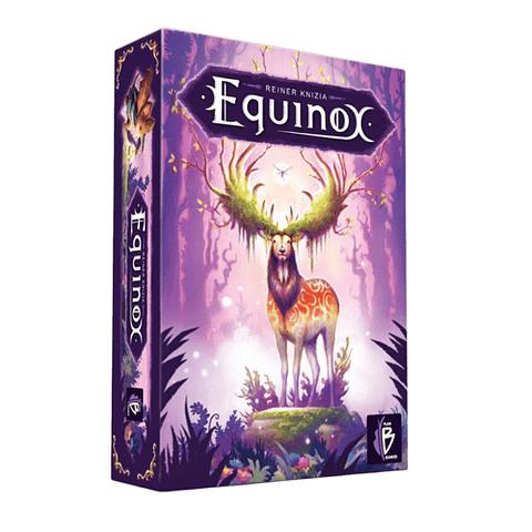 Equinox (Versión Morada) - Español