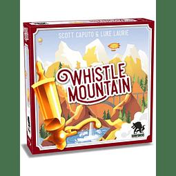 Whistle Mountain - Ingles