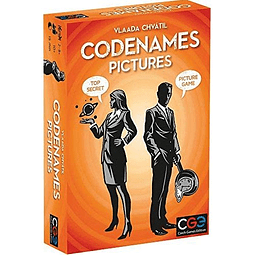 Codenames Pictures - Ingles