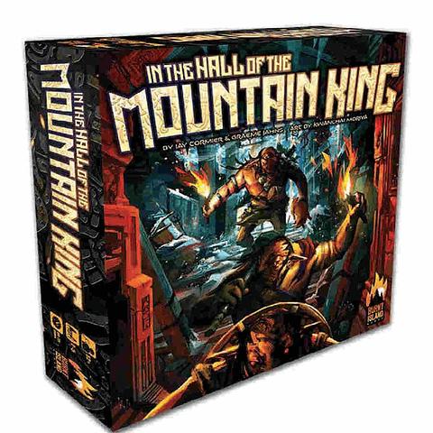 In the Hall of the Mountain  (El Rey de la Montaña) - Ingles