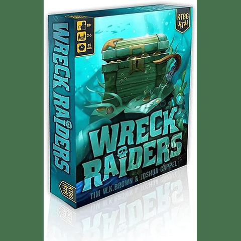 Wreck Raiders - Ingles