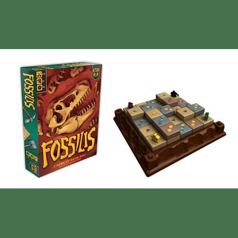 Fossilis - Ingles