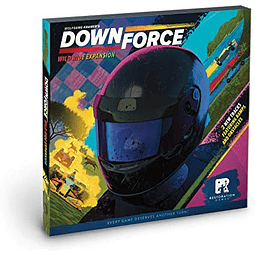 Downforce - Expansion Wild Ride - Ingles
