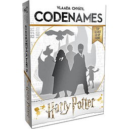 Codenames - Harry Potter - Ingles