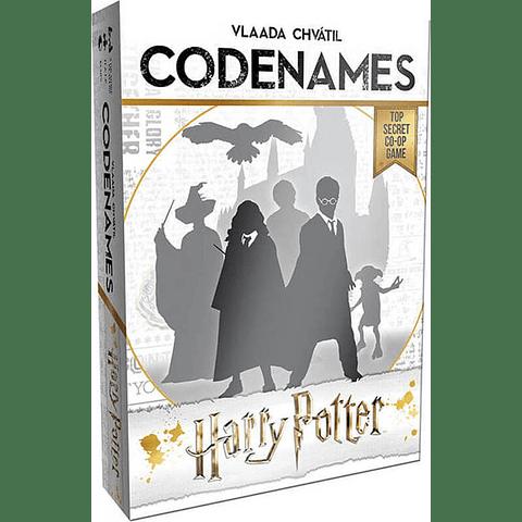 Codenames - Harry Potter - Ingles