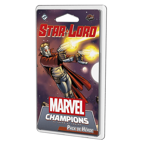 Marvel Champions: Star-Lord - Español