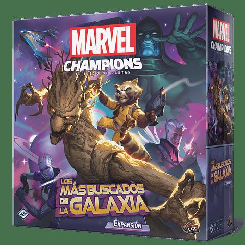 Marvel Champions: Los más buscados de la galaxia - Español