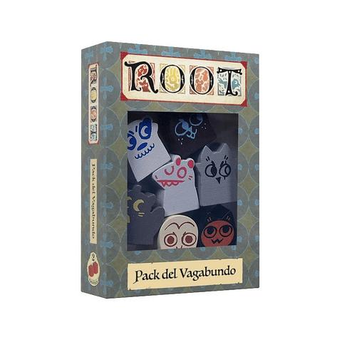 Preventa -  Root: Caja Pack Vagabundo - Español