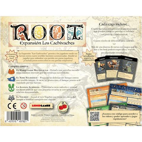 Preventa - Root: Expansión Los Cachivaches - Español
