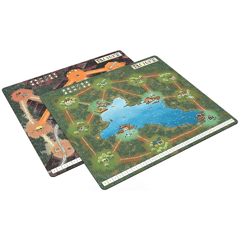 Preventa -  Root: Tapete Lago/Montaña