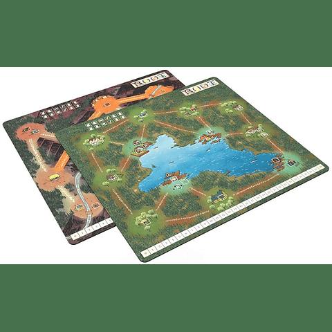 Root: Tapete Lago/Montaña