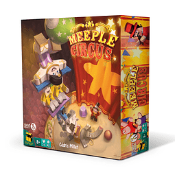 Preventa - Meeple Circus - Español