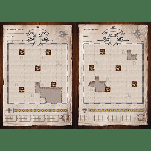 Cartografos - Español