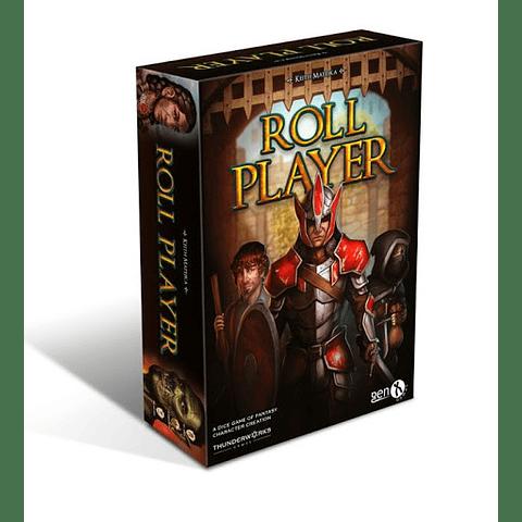 Preventa - Roll Player - Español