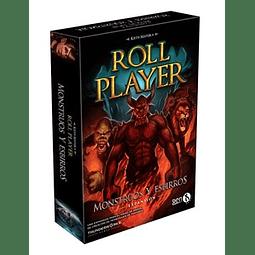 Preventa - Roll Player Exp: Monstruos y Esbirros - Español