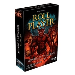 Preventa - Roll Player Exp: Monstruos y Esbirros - Español