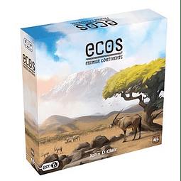 Preventa - Ecos: First Continent - Español