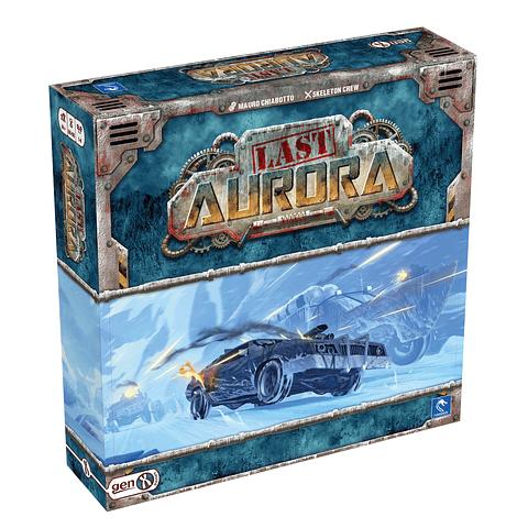 Preventa - Last Aurora - Español