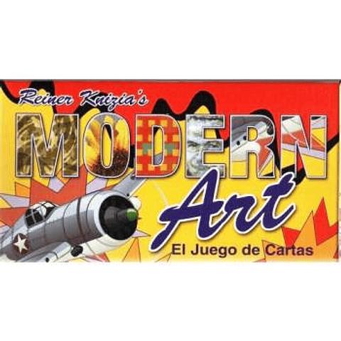 Preventa - Modern Art (Reiner Knizia) - Español