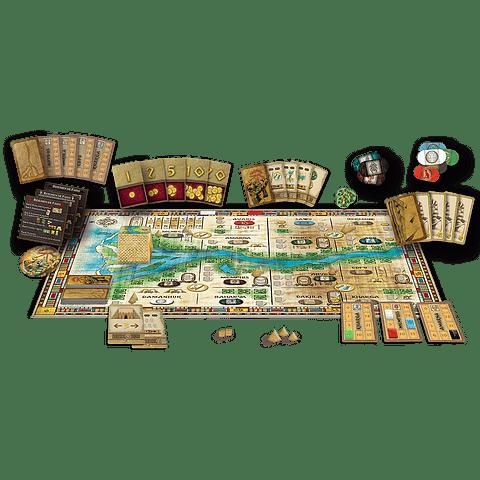 Preventa - Amun-Re: El Juego de Cartas - Español