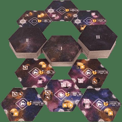 Eclipse: El Segundo Amanecer de la Galaxia - Español
