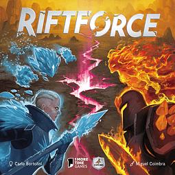 Preventa - Riftforce - Español
