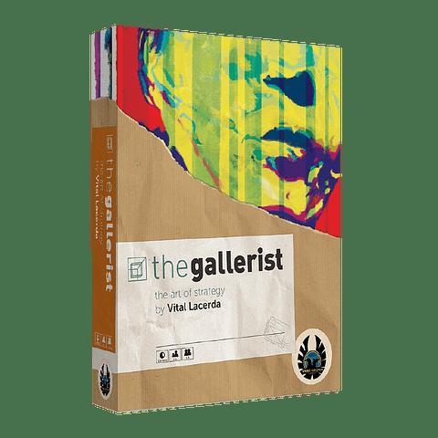 Preventa - The Gallerist - Español